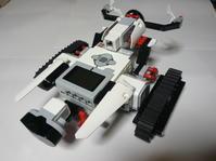 レゴのマインドストーム 組み立てたけど難しい。 - 電子工作やってみたよ