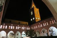 美しい旧修道院でコンサート、ペルージャ - ペルージャ イタリア語・日本語教師 なおこのブログ - Fotoblog da Perugia