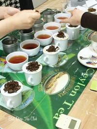 ベーシックティーレッスン「スリランカの紅茶について」開催しました - Best Drop Tea Club