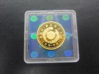 香川県高松市で御在位10年記念10000円金貨の買取なら大吉高松店 - 大吉高松店-店長ブログ