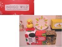 Indigo Wild ::: Votive Gift Set(3 Soy Candle Sets) - minca's sweet little things