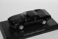 1/64 Kyosho Lamborghini 5 Silhouette - 1/87 SCHUCO & 1/64 KYOSHO ミニカーコレクション byまさーる
