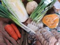 今週の野菜セット 12月4週目 - まるみど農園のあれこれ日記
