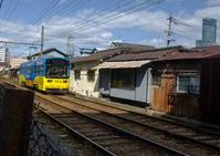阪堺電車の沿線(その2) - 写真の散歩道