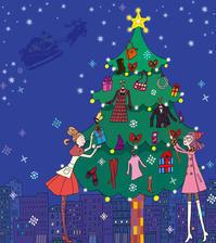 クリスマスシリーズ  今夜は - yasuyo DIARY