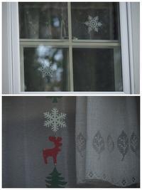 窓辺のクリスマス - my Photo blog