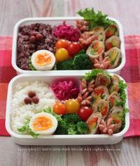 花木٩(๑>◡<๑)۶ ✿ bento&晩ご飯♪ - **  mana's Kitchen **
