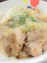 【なんとなく】松屋 鶏と白菜のクリームシチュー定食 【これにする】 - 食欲記(物欲記)