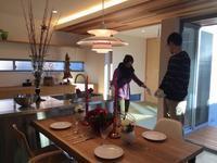 松阪市の見学会(ガレージのあるお家) - Bd-home style