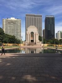 シドニーでハイド・パーク散策 - アーバン・ガーデン・ウォッチング