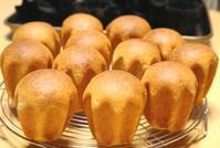 ミニパンドーロ&いちご! - ~あこパン日記~さあパンを焼きましょう