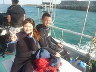 北風にも負けずに ~糸満近海ガイド付きボートダイビング(ファンダイビング)~ - リクエスト最優先の沖縄本島「海の遊び処 なかゆくい」