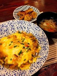 天津飯 - Lammin ateria