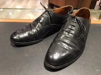 【Crockett&Jones】スタッフの私物~置き靴編~ - 銀座三越5F シューケア&リペア工房<紳士靴・婦人靴・バッグ・鞄の修理&ケア>