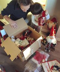 我が家のクリスマスインテリア☆ - ノルウェーとゆえの王国☆ Norway and Yue's kingdom