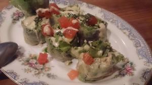 Da maedaで誕生日ディナー - latina diary blog