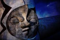 太陽の塔@万博記念公園 - 笑顔が一番