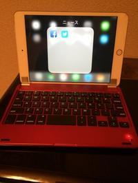 買ってよかった!ipadmini用のキーボード - 難病もちの理学療法士&幸せと笑顔を運ぶ きっかけびと さあらのブログ