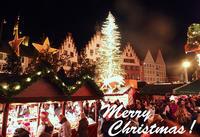 メリークリスマス! ~フランクフルトのクリスマスマーケット - 模糊の旅人