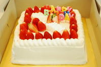 お誕生日おめでとう! - moko's cafe