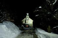 """聖夜、富岡のカトリック教会 - ときどきの記 小樽の出版社""""ウィルダネス""""のブログ"""