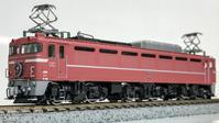 TOMIX EF8181お召塗装に色差し - 鉄道模型の小部屋