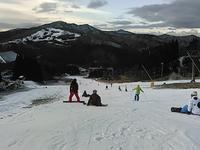 おっさん3人のクリスマス!at Winghills - 山にでかける日