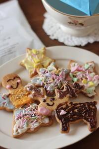 サンタへのクッキーとプレゼント - オーブン手帖
