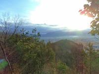 12月25日の荒島岳 - 福井山歩会
