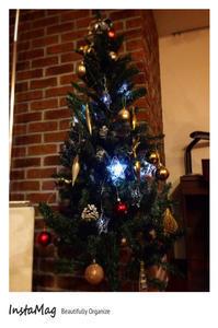 やはりお値段以上?ニトリのクリスマスツリー - Beautifully Organize