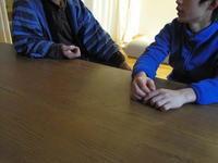 パパとムスコとわたしのおしゃべりタイム(くらし部門) - sakamichi
