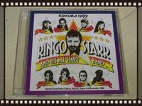 RINGO STARR AND HIS ALL-STARR BAND / KOKURA 1989 - 無駄遣いな日々