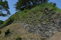 名護屋城跡の石垣 - ふらりぶらりの旅日記