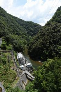 惣川発電所 - ふらりぶらりの旅日記