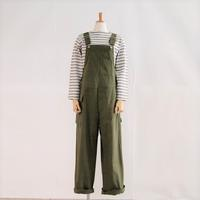 < ORDINARY FITS > POSTERMAN OVERALL (ladies) - clothing & furniture 『Humming room』