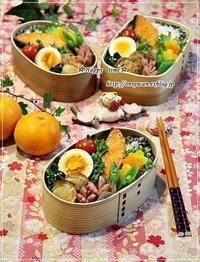 月曜☆鮭弁当と今日のわんこ♪ - ☆Happy time☆