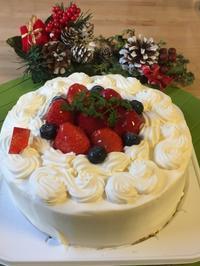 クリスマスに作った色々 - 調布の小さな手作りお菓子・パン教室 アトリエタルトタタン