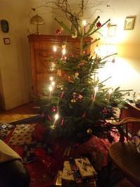娘の2回目のクリスマス☆ - ドイツより、素敵なものに囲まれて