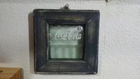 ガラスペナント コカコーラ - ノブケン便り2