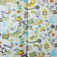 Thank you!! 彩色例の投稿 『サンリオ塗り絵ブック Smile!』by YUU☆さん - オトナのぬりえ『ひみつの花園』オフィシャル・ブログ