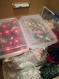 クリスマスグッズ、一気に片付け。ツリーも収納!(インテリア・収納部門) - *peppy days*