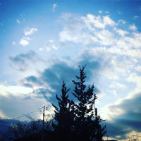 #173 Christmas sky クリスマスの空(写真部門) - THIS MOMENT
