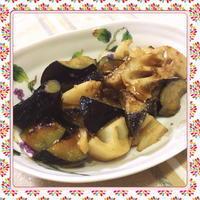 茄子と蓮根の胡麻煮(レシピ付) - kajuの■今日のお料理・簡単レシピ■