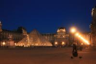 夜のルーブル美術館 - 好きな写真と旅とビールと