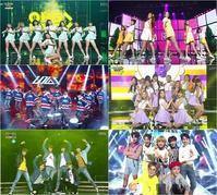 "OH MY GIRL&ASTRO&UP10TIONら""ライジングスター""6組「2016 KBS歌謡大祝祭」で合同公演を披露 - Niconico Paradise!"
