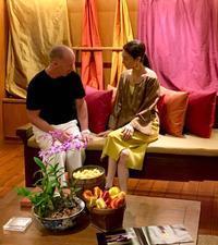 タイ・バンコク滞在記~名店「ジム・トンプソン」を探訪~ - 八巻多鶴子が贈る 華麗なるジュエリー・デイズ