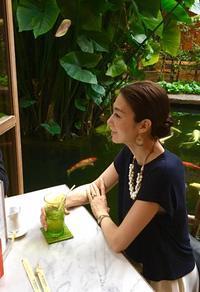 タイ・バンコク滞在記~トンプソン・レストラン・アンド・ラウンジ~ - 八巻多鶴子が贈る 華麗なるジュエリー・デイズ