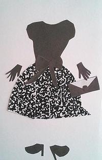 洋服 - たなかきょおこ-旅する絵描きの絵日記/Kyoko Tanaka Illustrated Diary
