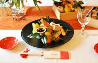 お正月の食卓をおしゃれに見せる!ワンプレートおせちの盛りつけ術 - 暮らしノート