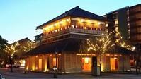 山代温泉で過ごすクリスマス - Rose ancient 神戸焼き菓子ギャラリー
